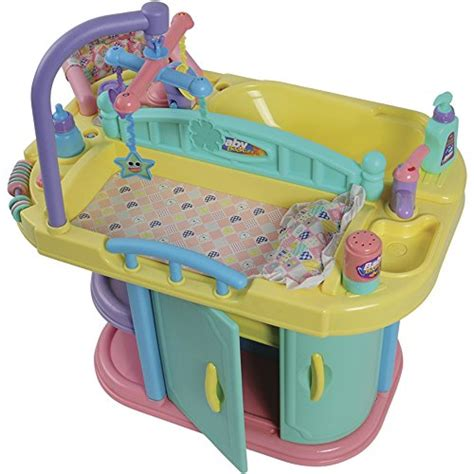 Baby Doll Changing Table And Care Center Cp Toys Baby Doll Changing Table And Care Center With Accessories Furniture Toddler Furniture