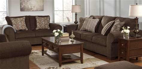 living room settings buy ashley furniture 1100038 1100035 set doralynn living