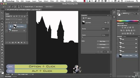 adobe photoshop layers tutorial video adobe photoshop cs6 tutorial adjustment layers and masks