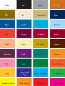 all about color athletic knit colours