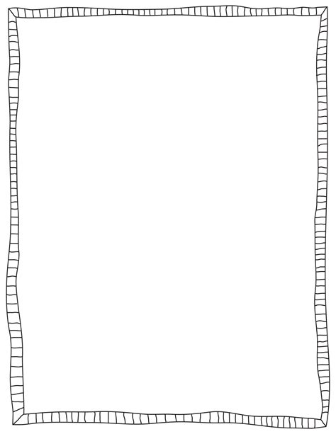free doodle borders fancy studio clipart black doodled border frame