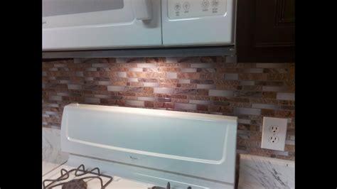 kitchen backsplash tiles peel and stick backsplash peel and stick mosaic wall tile installation