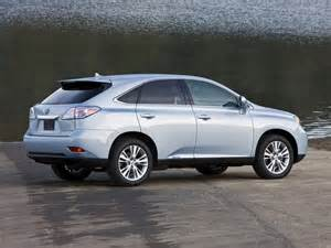 Lexus Suv 2011 2011 Lexus Rx 450h Price Photos Reviews Features
