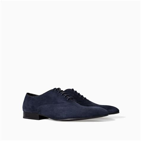 Fashion Leather Formal Shoes mens navy blue suede leather formal shoes s fashion