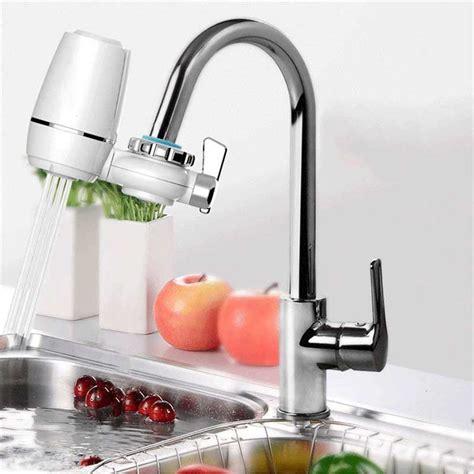 grifo de agua filtro de agua para grifo de cocina purifica el agua