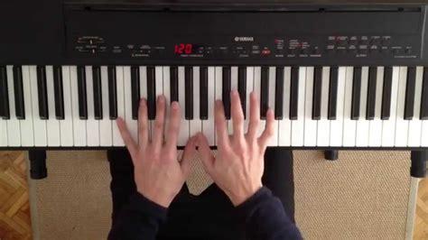 tutorial piano como zaqueo c 243 mo tocar el concierto de aranjuez en piano tutorial y