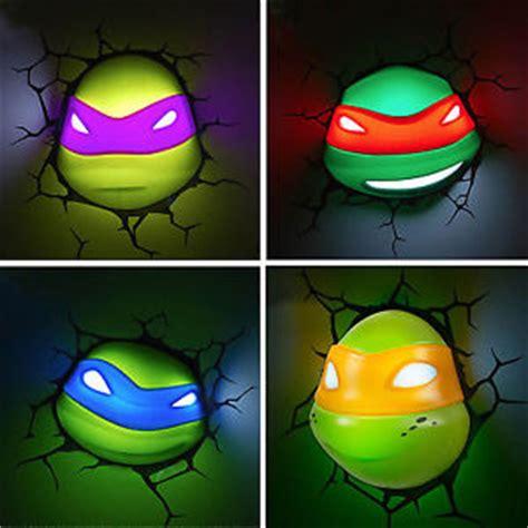 teenage mutant ninja turtles bedroom decor tmnt teenage mutant ninja turtles face head 3d deco wall