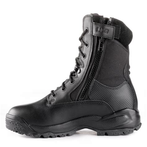 5 11 atac boots 5 11 tactical s 8 quot atac side zip boot