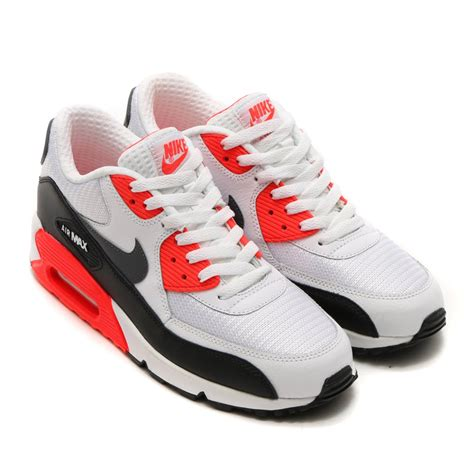 Nike Airmax 90 For 8 nike air max 90 essential bright crimson sneaker bar detroit