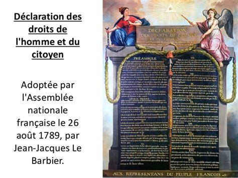 les droits de lhomme les droits de l homme