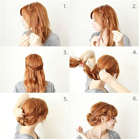 tying of long hair ten way to tie your long hair long hair do s pinterest