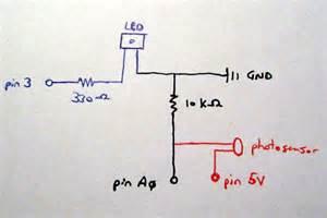 arduino light sensor circuit diagram bradd libby