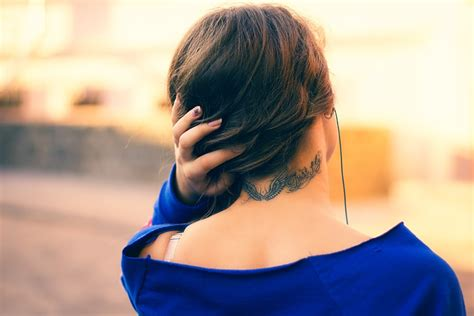 23 hairline tattoos to express yourself explicitly