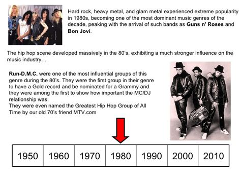 what effect did the 1960s have on todays 60 year olds history of music 1950 2010