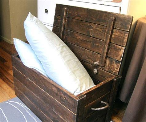 cassapanca fai da te cura dei mobili come come costruire una cassetta in legno mk33 pineglen