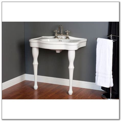 Kitchen Sink With Legs Console Sink With Legs Sinks And Faucets Home Design Ideas Goxopye168