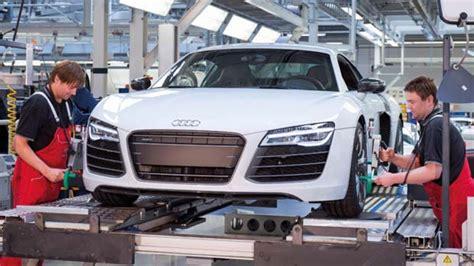 Audi Jobs Neckarsulm by Audi Stoppt Produktion F 252 R Eine Woche Autohaus De