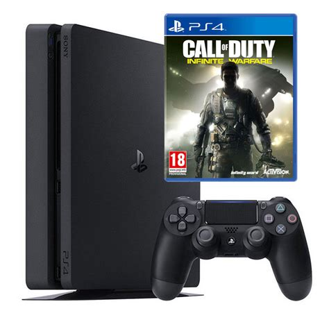 Call Of Duty Infinite 4 Ps4 sony ps4 playstation 4 slim 500gb call of duty infinite warfare pccomponentes