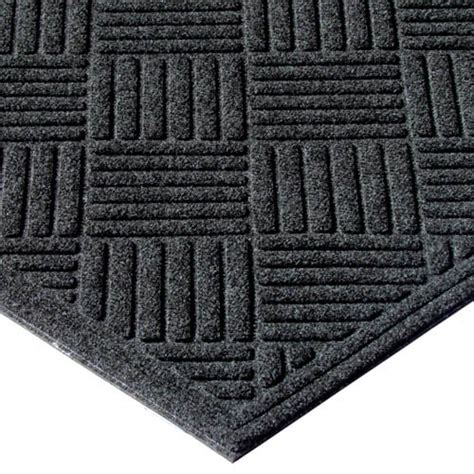 10 foot entry rug apache mills 60 461 1901 crosshatch entrance mat charcoal