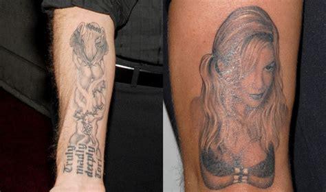 tori spelling tattoo tattoos by designs dean mcdermott tribute tattoos