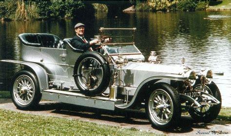 Rolls Royce Vs Bugatti Rr 4 Czyli Silver Ghost Autokult Pl