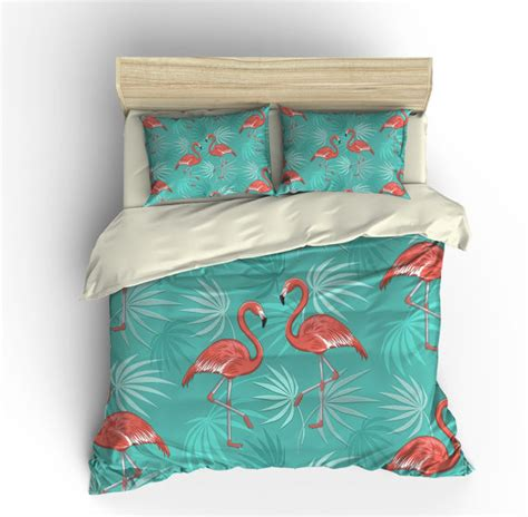 flamingo bedding pink flamingo bedding comforter cover duvet cover and