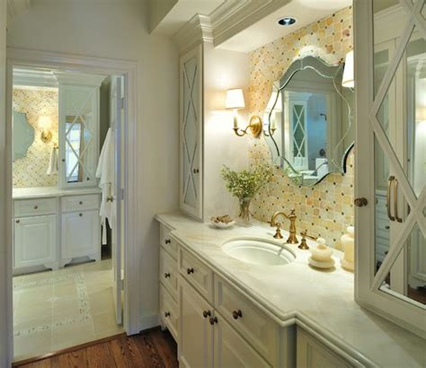 6 simple ways to make your bathroom look 11 simple ways to make a small bathroom look bigger