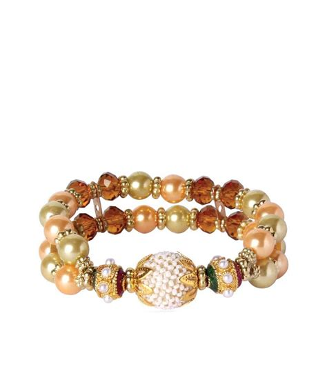 beadworks trendy beaded bracelet buy beadworks trendy