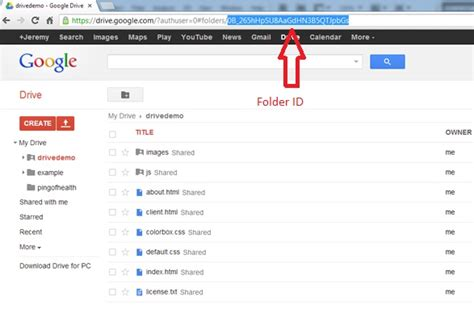 url host how to host a website on google drive for free