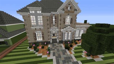 victorian house minecraft building