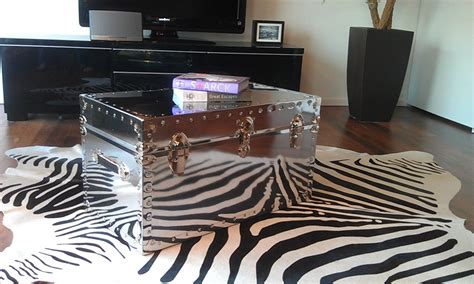 Mirrored Trunk Coffee Table Mirrored Coffee Table Design Images Photos Pictures