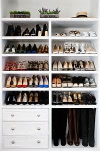 Shoe Closet Organization by 40 Creative Ways To Organize Your Shoes