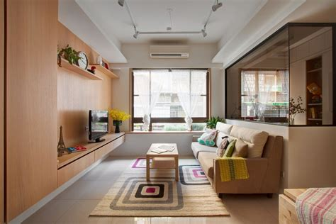 living in a small apartment minuet neutral functional small apartment with cheerful