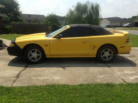 1994 mustang gt for sale 1994 ford mustang gt convertible for sale cargurus