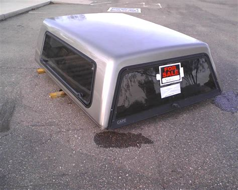truck bed topper used ford truck toppers autos post
