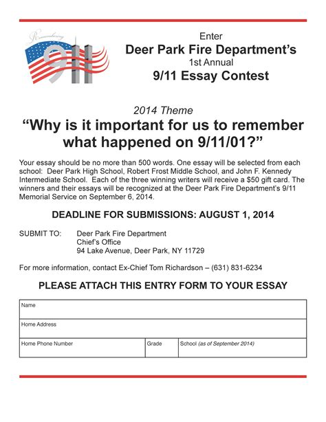 9 11 History Essay by Student Essays 9 11 Stonewall Services