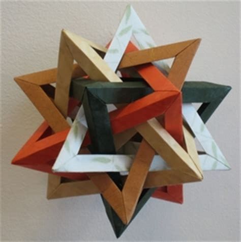Origami Model - folding and unfolding erik demaine