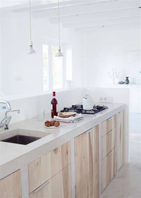 cocinas hechas de obra las 25 mejores ideas sobre cocinas r 250 sticas modernas en
