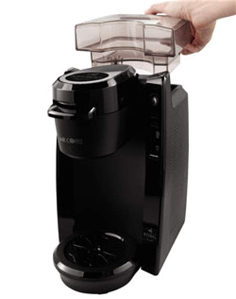 Coffee Coffeemaker Mr. BVMC KG5 001 Single Serve Brewer Powered by Keurig Brewi 72179232391   eBay