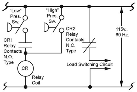 differential pressure switch wiring diagram image