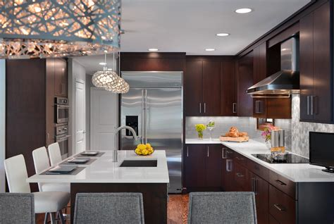 Pics Of Kitchen Designs Custom Kitchens Kitchen Designers Island New York City