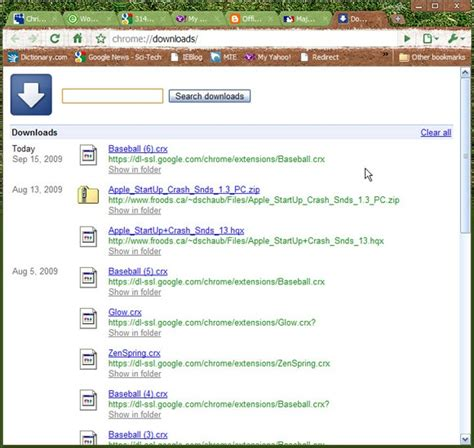 chrome themes manager google chrome 3