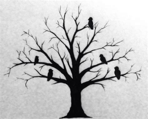 tattoos that symbolize family family tree each bird is a family member the