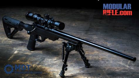 Mcrees Rifle Vs Mba by Mdt Lss 22 22lr Rifle Chassis System Modularrifle