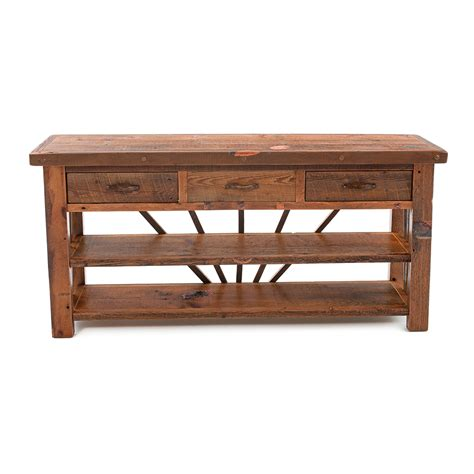 sofa table with drawer kingston 3 drawer sofa table green gables