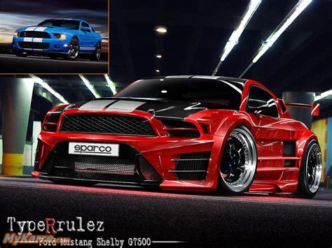 mustang gt tunado auto guia wallpapers ford mustang gt 500 tuning
