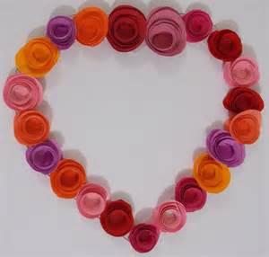 Day Paper Crafts - valentine s day craft easycraftsforchildren