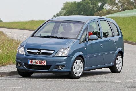 Opel Meriva Gebraucht Test by Opel Meriva A Gebrauchtwagen Test Autobild De