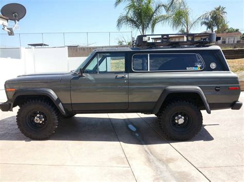1 979 Jeep Cherokee Chief For Sale