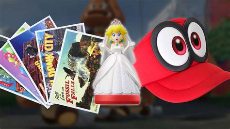 Super Mario Odyssey Giveaway - nintendo wire s current giveaways list nintendo wire
